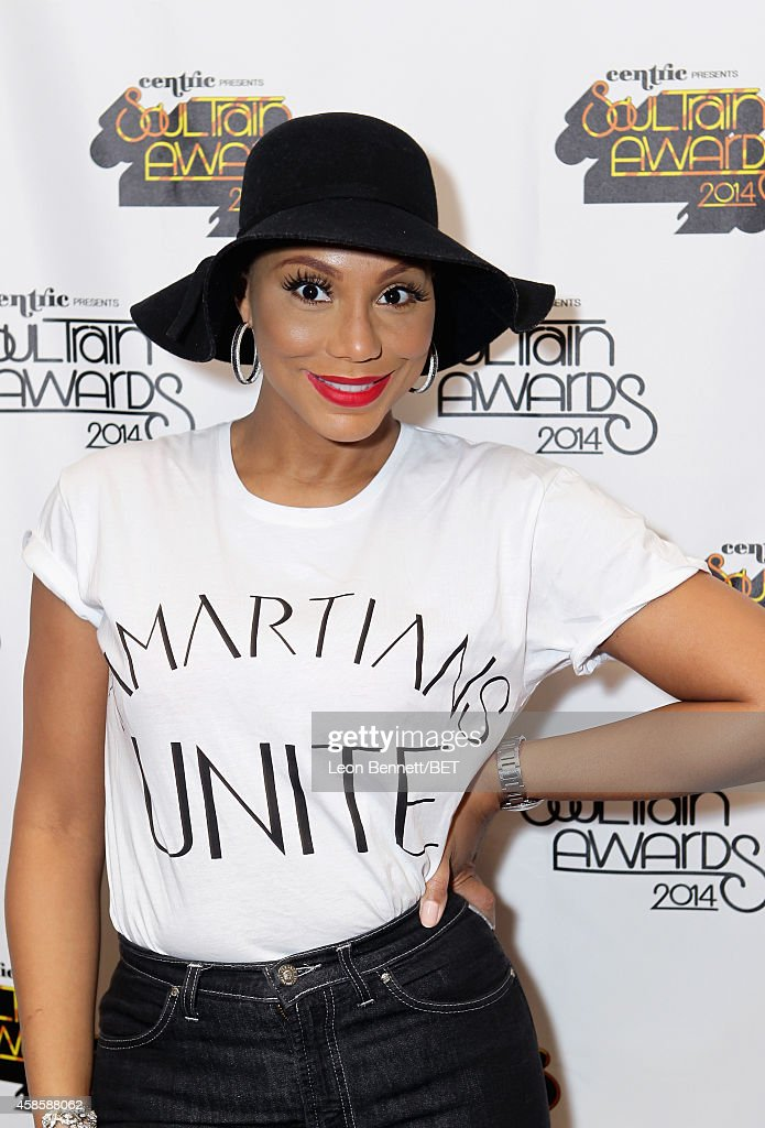 2014 Soul Train Music Awards - Gifting Suite - Day 2 : News Photo