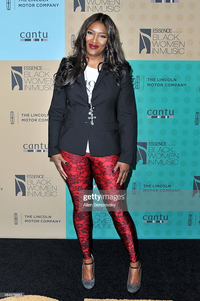 Essence Magazine's 5th Annual Black Women In Music Event - Arrivals