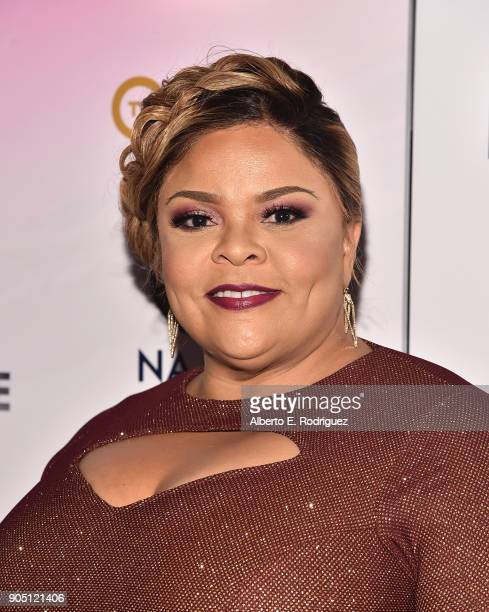 Singer Tamela Mann attends the 49th NAACP Image Awards NonTelevised Award Show at The Pasadena Civic Auditorium on January 14 2018 in Pasadena...