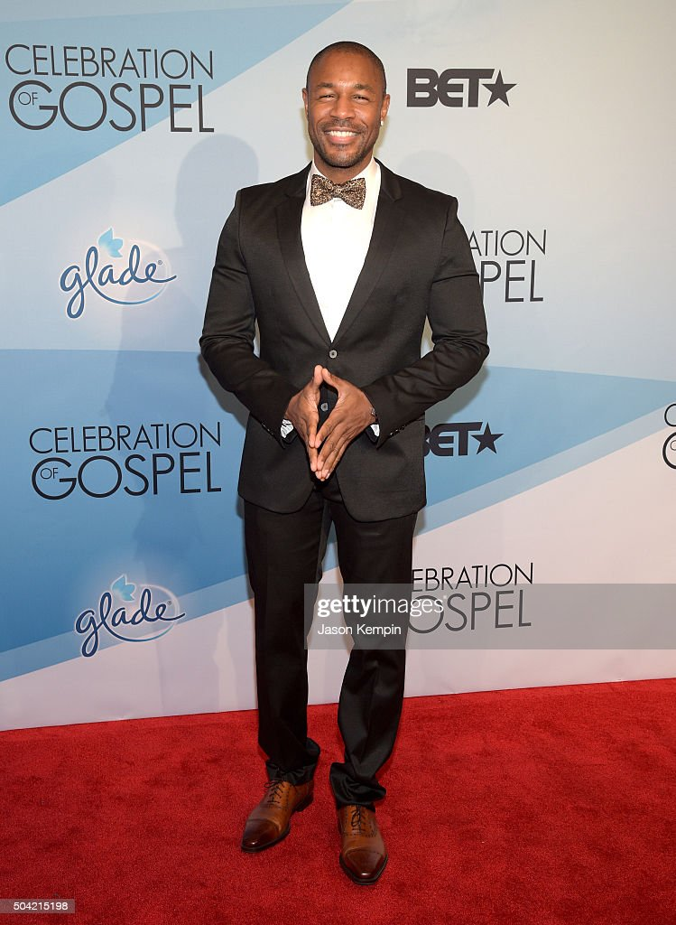 Singer Tank attends BET Celebration Of Gospel 2016 at Orpheum Theatre on January 9, 2016 in Los Angeles, California.