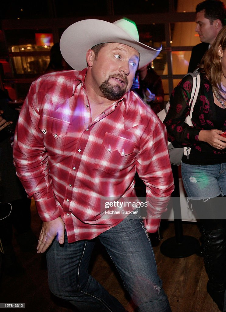 Singer Tate Stevens attends The X Factor Viewing Party Sponsored By Sony X Headphones at Mixology101 & Planet Dailies on December 6, 2012 in Los Angeles, United States.