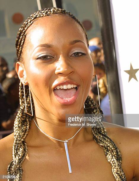 Singer Tawny Dahl attends the 3rd Annual BET Awards Show at the Kodak Theatre June 24 2003 in Hollywood California