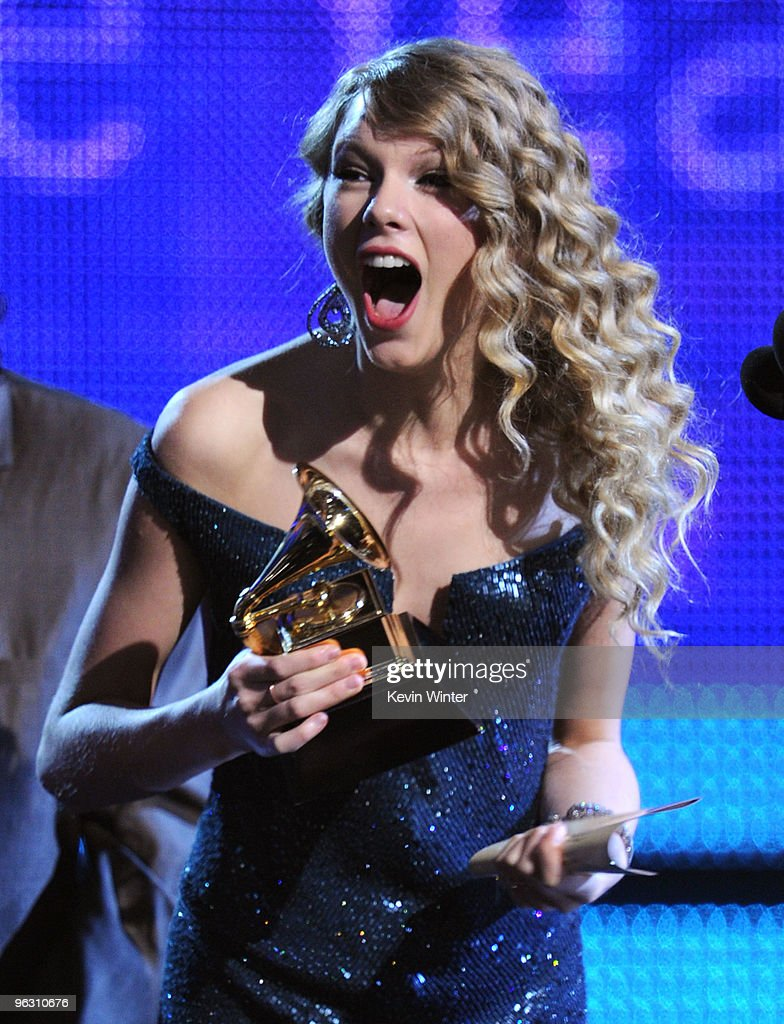 The 52nd Annual GRAMMY Awards - Show : News Photo