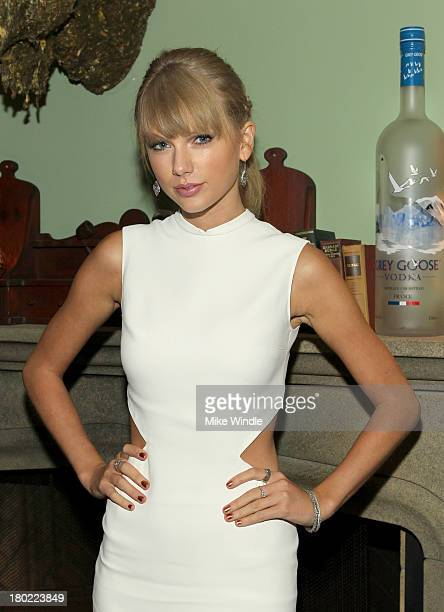"""Singer Taylor Swift attends the """"AUGUST: OSAGE COUNTY"""" TIFF Party hosted by The Weinstein Company and Entertainment One presented by Bombardier at..."""
