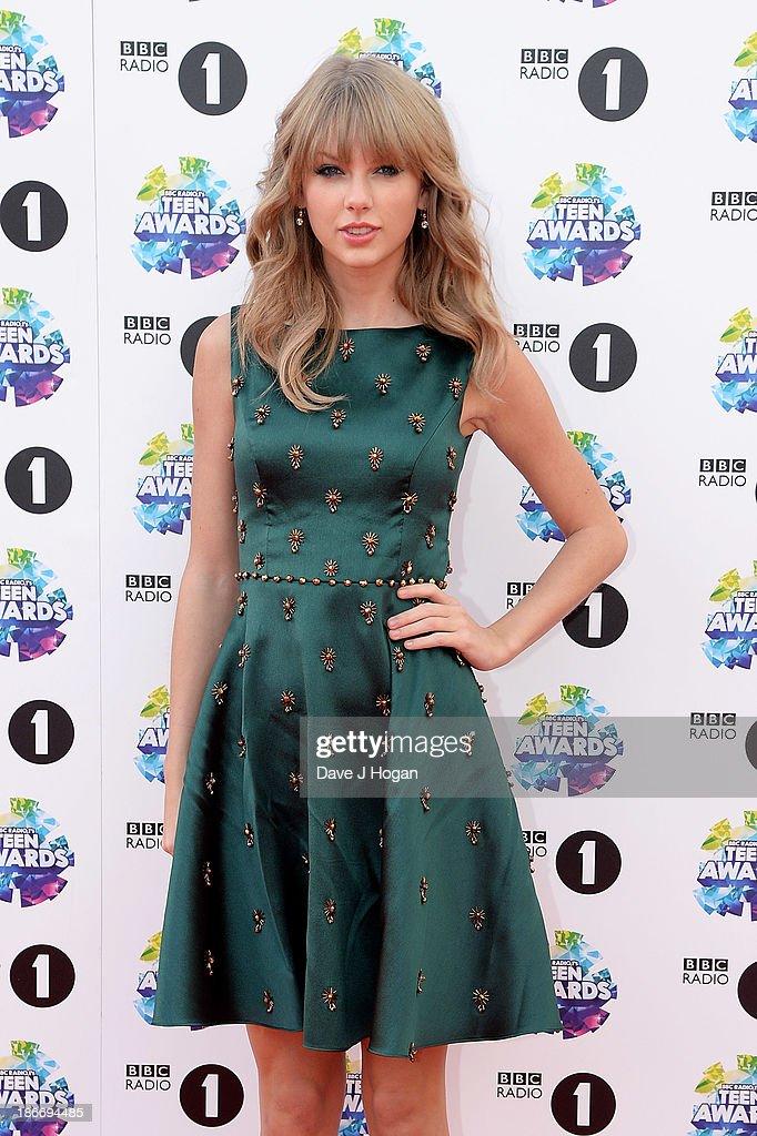 BBC Radio 1 Teen Awards - Arrivals : News Photo