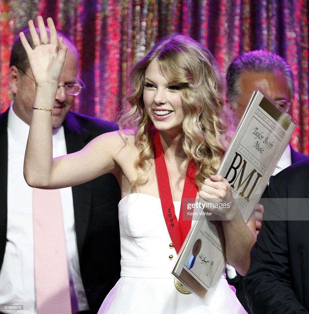 BMI's 57th Annual Pop Awards - Show : News Photo