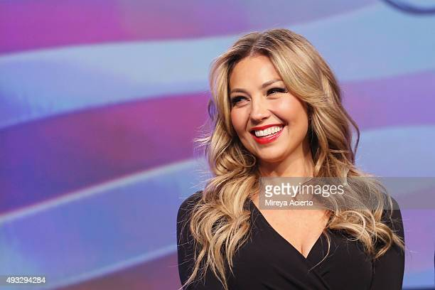 Singer Thalia attends the 4th Annual People en Espanol Festival at Jacob Javitz Center on October 18 2015 in New York City