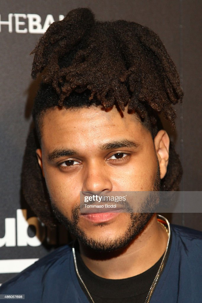 Singer The Weeknd attends Republic Records 2015 VMA after party at Ysabel on August 30, 2015 in West Hollywood, California.