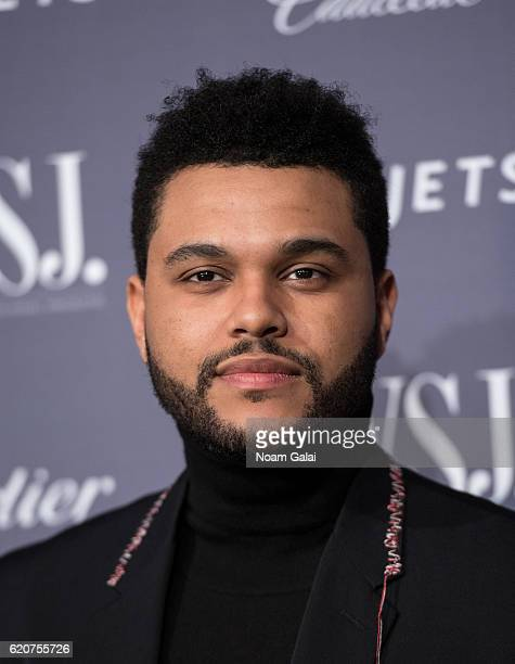 Singer The Weeknd attends the WSJ Magazine Innovator Awards at Museum of Modern Art on November 2 2016 in New York City