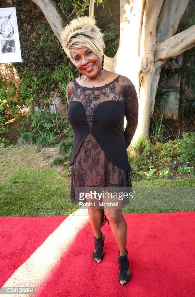 Singer Thelma Houston attends the 29th Annual Heroes And Legends Awards at Beverly Hills Hotel on September 23 2018 in Beverly Hills California