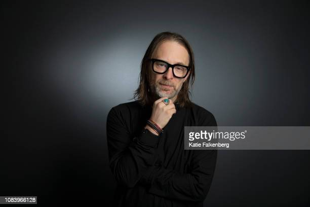 Singer Thom Yorke is photographed for Los Angeles Times on December 27 2018 in Los Angeles California PUBLISHED IMAGE CREDIT MUST READ Katie...