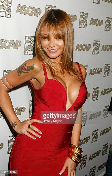 Singer Tila Tequila arrives at the 22nd annual ASCAP Rhythm and Soul Awards held at The Beverly Hilton Hotel on June 26 2009 in Beverly Hills...