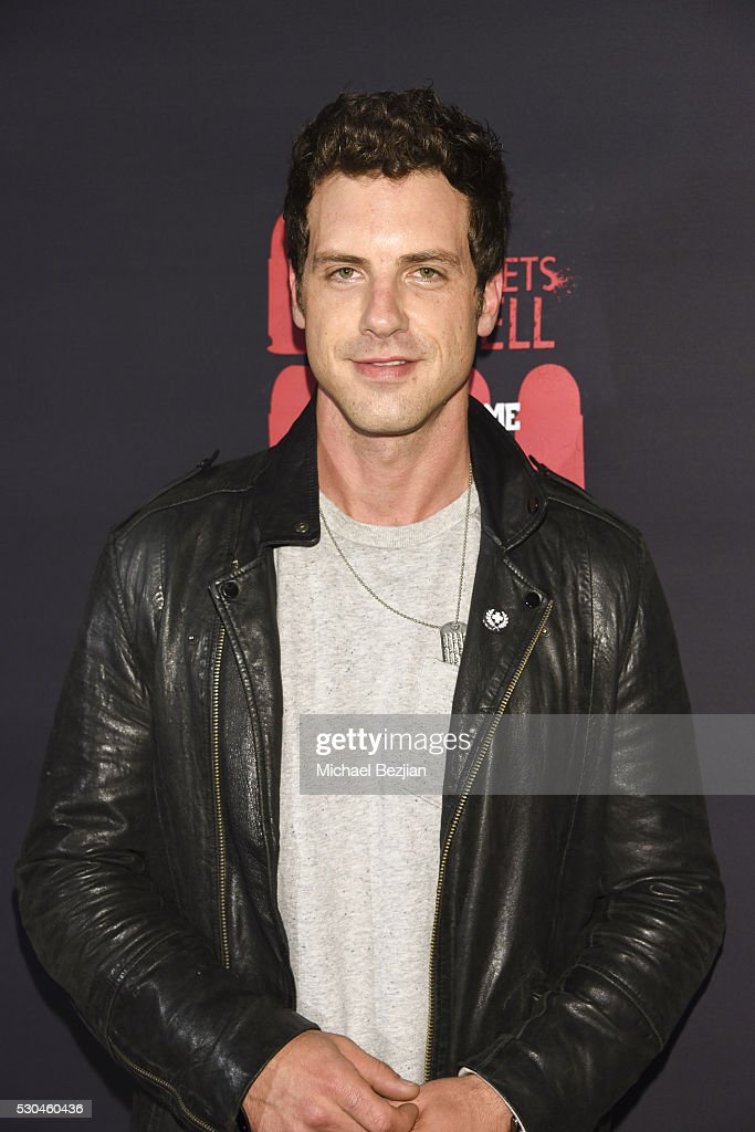 """""""6 Bullets To Hell"""" Mobile Game Launch Party : News Photo"""