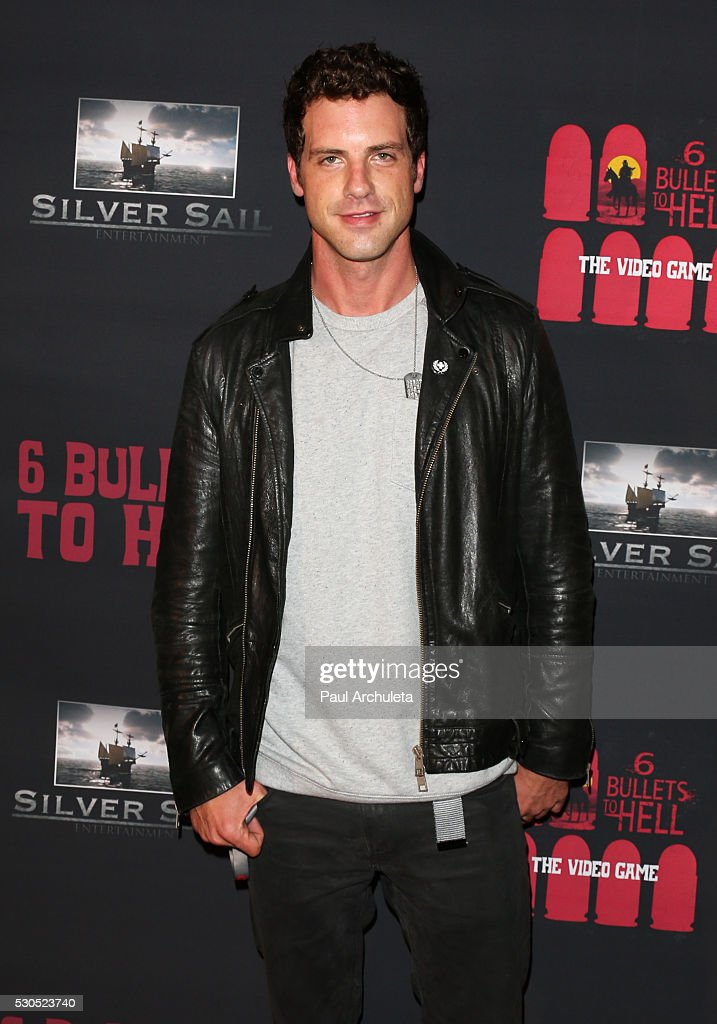 "Launch Of ""6 Bullets To Hell"" - Arrivals : News Photo"