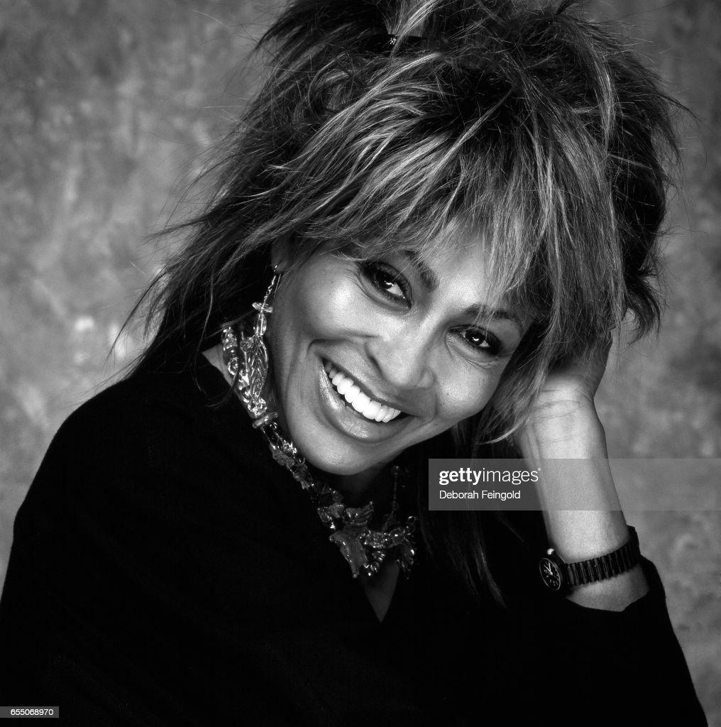 Tina Turner Portrait Session : News Photo