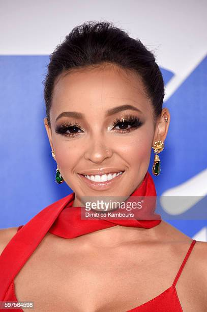 Singer Tinashe attends the 2016 MTV Video Music Awards at Madison Square Garden on August 28 2016 in New York City
