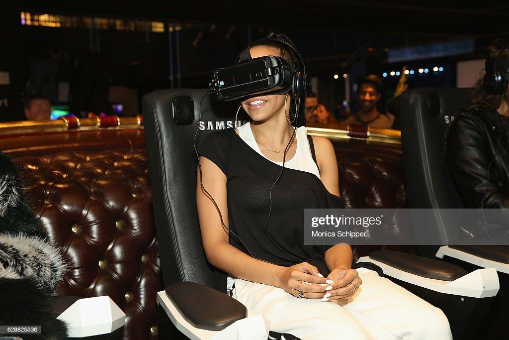 Tinashe LIVE At Samsung 837
