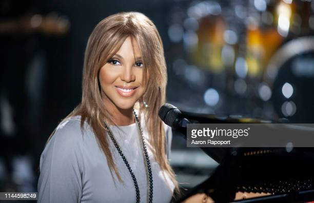 Singer Tini Braxton performs and poses for a portrait in Los Angeles California