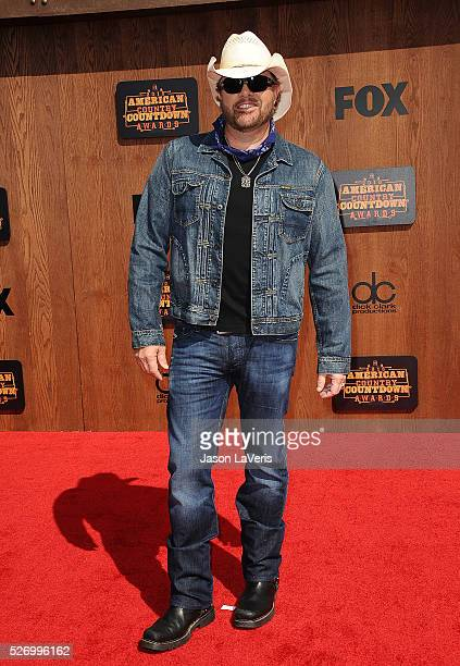 Singer Toby Keith attends the 2016 American Country Countdown Awards at The Forum on May 01 2016 in Inglewood California
