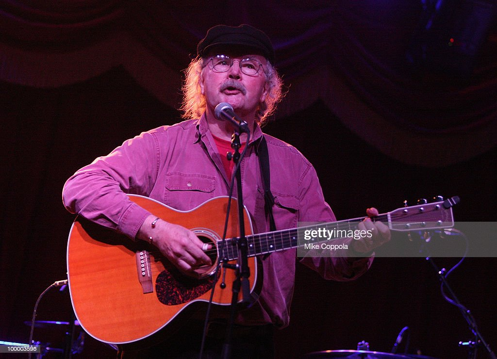 Singer Tom Paxton attends Cherry Lane Music Publishing's 50th Anniversary celebration at Brooklyn Bowl on May 19, 2010 in the Brooklyn borough of New York City.