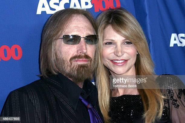 Singer Tom Petty and Dana York attend the 2014 ASCAP Pop Awards held at the Lowes Hollywood Hotel on April 23 2014 in Hollywood California