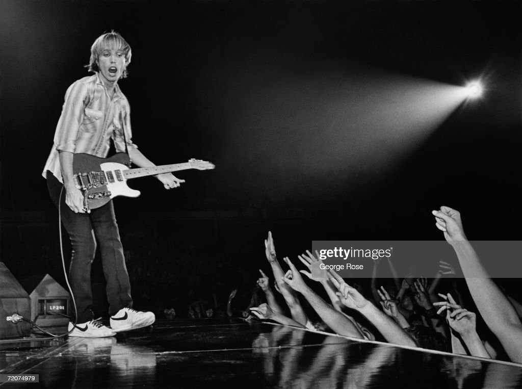 Tom Petty Performs in Concert : News Photo