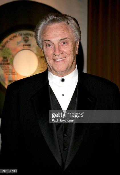 Singer Tommy DeVito attends the play opening night of 'Jersey Boys' after party at the Marriott Marquis November 6 2005 in New York City