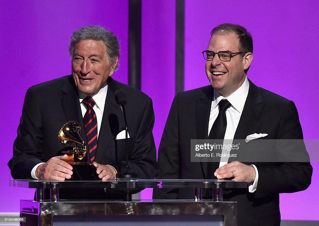 The 58th GRAMMY Awards - Premiere Ceremony