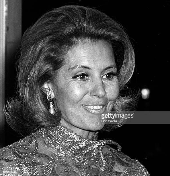 Singer Tony Martin and actress Cyd Charisse attend Tony Martin Opening on March 12 1969 at the Plaza Hotel in New York City