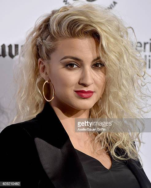 Singer Tori Kelly attends Capitol Records 75th Anniversary Gala at Capitol Records Tower on November 15 2016 in Los Angeles California