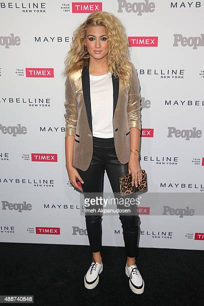 Singer Tori Kelly attends People's 'One To Watch' Event at Ysabel on September 16 2015 in West Hollywood California