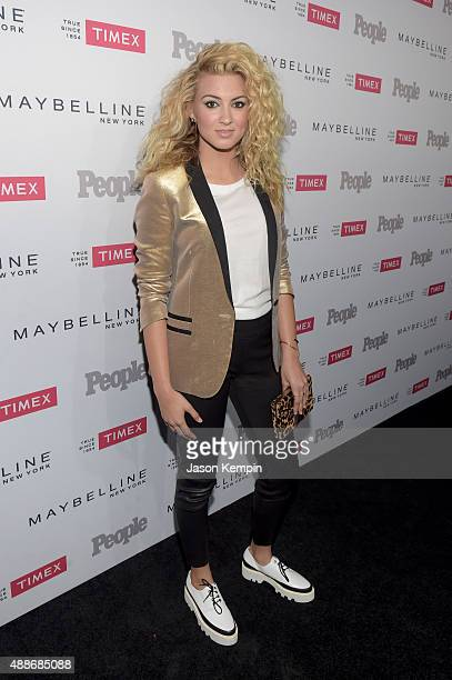 Singer Tori Kelly attends PEOPLE's Ones To Watch Event on September 16 2015 in West Hollywood California