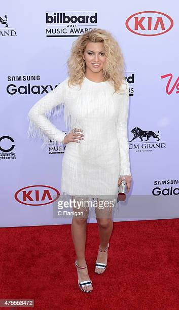 Singer Tori Kelly attends the 2015 Billboard Music Awards at MGM Grand Garden Arena on May 17 2015 in Las Vegas Nevada