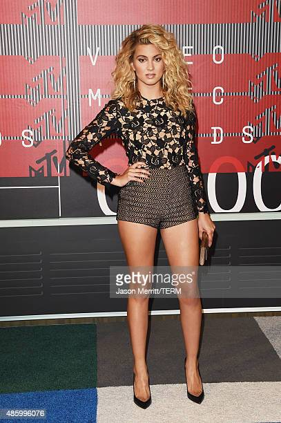 Singer Tori Kelly attends the 2015 MTV Video Music Awards at Microsoft Theater on August 30 2015 in Los Angeles California