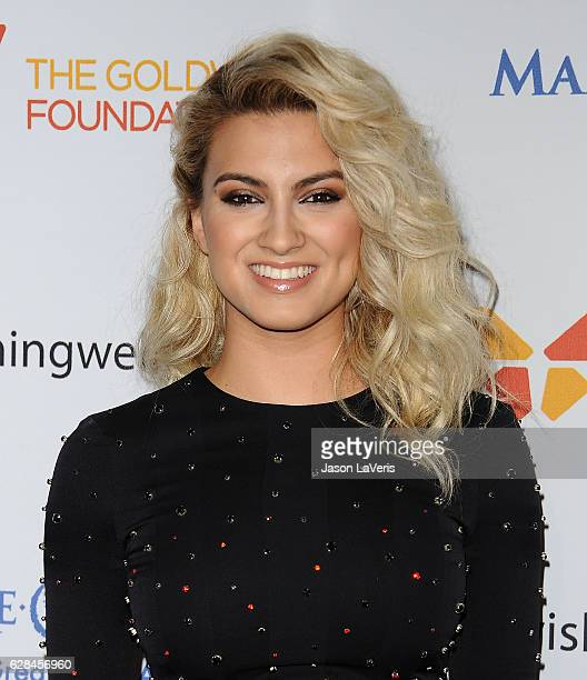Singer Tori Kelly attends the 4th annual Wishing Well winter gala at Hollywood Palladium on December 7 2016 in Los Angeles California
