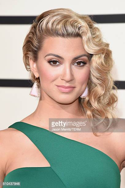 Singer Tori Kelly attends The 58th GRAMMY Awards at Staples Center on February 15 2016 in Los Angeles California