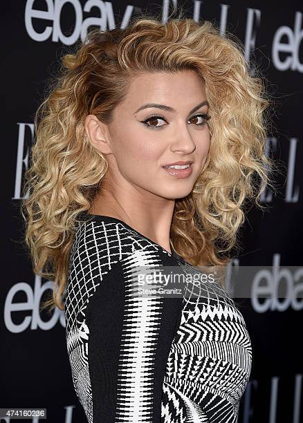 Singer Tori Kelly attends the 6th Annual ELLE Women In Music Celebration Presented By eBay Hosted by Robbie Myers with performances by Alanis...