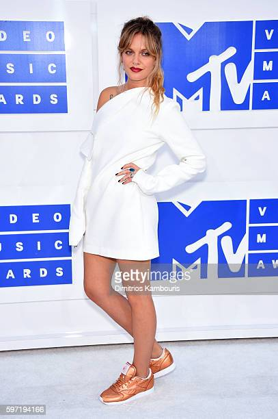 Singer Tove Lo attends the 2016 MTV Video Music Awards at Madison Square Garden on August 28 2016 in New York City