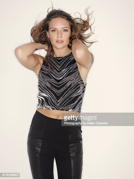 Singer Tove Lo is photographed for The Untitled Magazine on July 23 2014 in New York City CREDIT MUST READ Indira Cesarine/The Untitled...