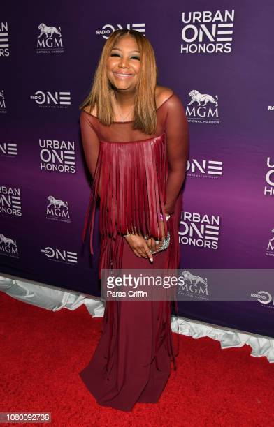 Singer Traci Braxton attends 2018 Urban One Honors at La Vie on December 9, 2018 in Washington, DC.