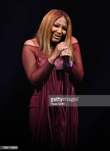 Singer Traci Braxton onstage during 2018 Urban One Honors at The Anthem on December 9, 2018 in Washington, DC.