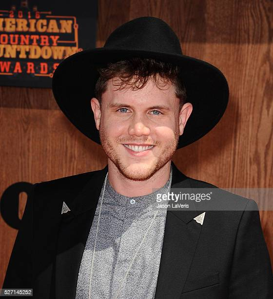 Singer Trent Harmon attends the 2016 American Country Countdown Awards at The Forum on May 01 2016 in Inglewood California