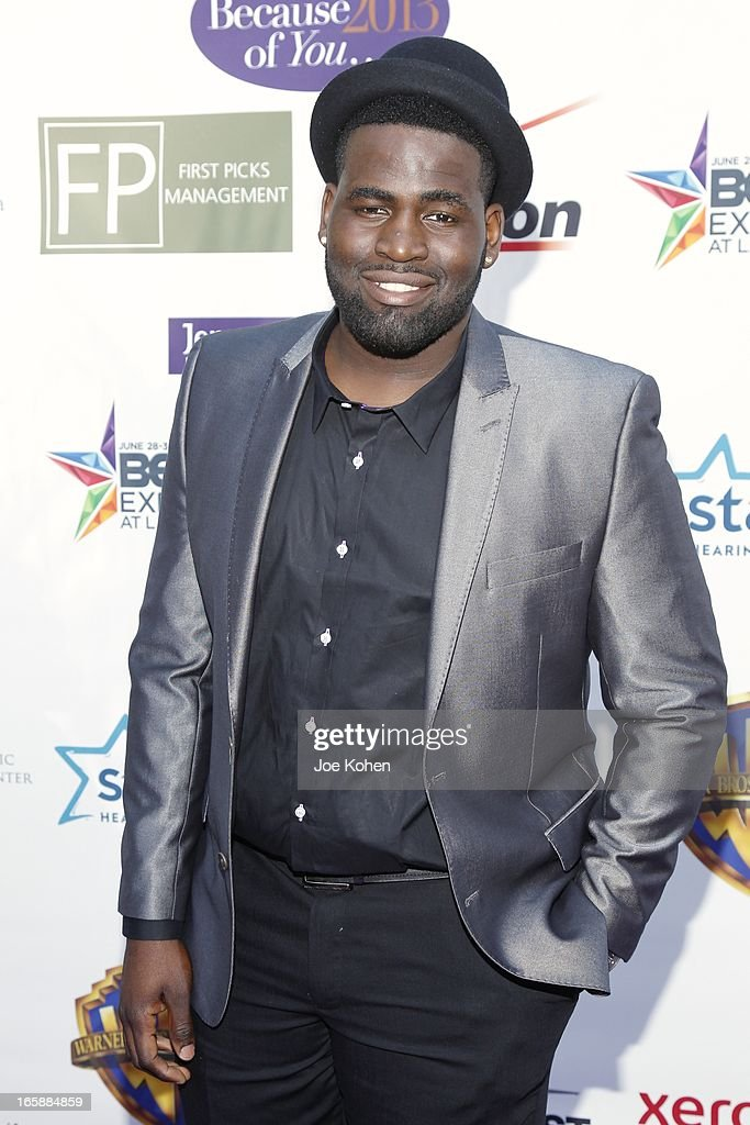 Singer Trevin Hunte attends the Jenesse Silver Rose Gala and Auction at Vibiana on April 6, 2013 in Los Angeles, California.