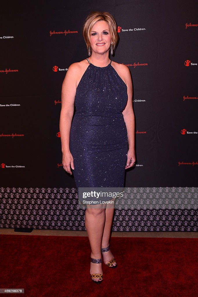 Singer Trisha Yearwood attends the 2nd Annual Save The Children Illumination Gala at the Plaza on November 19, 2014 in New York City.