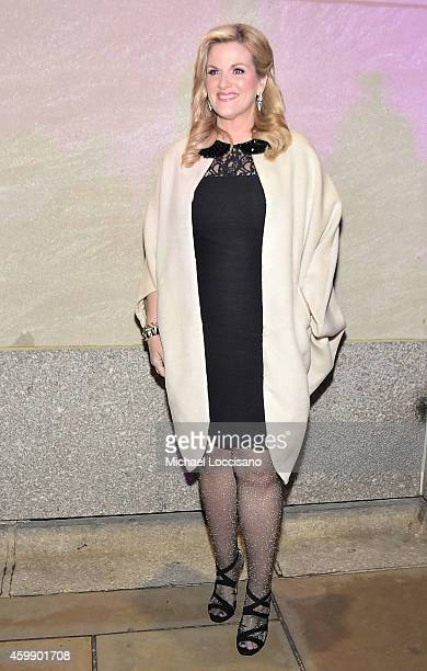 Singer Trisha Yearwood attends the 82nd annual Rockefeller Christmas Tree Lighting Ceremony at Rockefeller Center on December 3 2014 in New York City