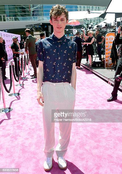 Singer Troye Sivan attends the 2016 Billboard Music Awards at TMobile Arena on May 22 2016 in Las Vegas Nevada