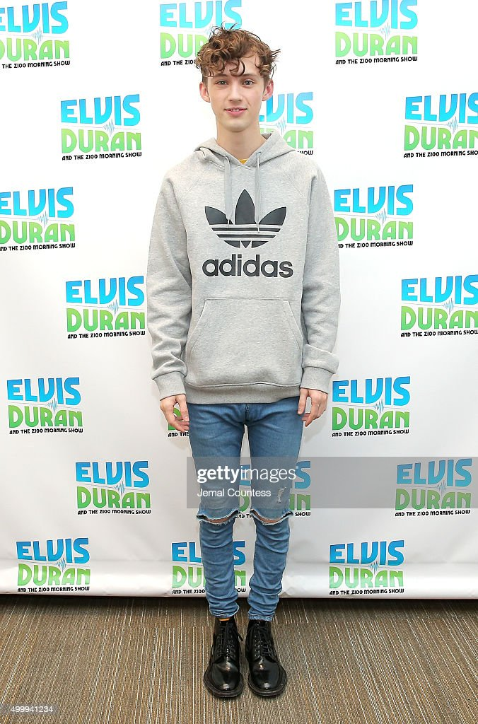 "Troye Sivan Visits ""The Elvis Duran Z100 Morning Show"""