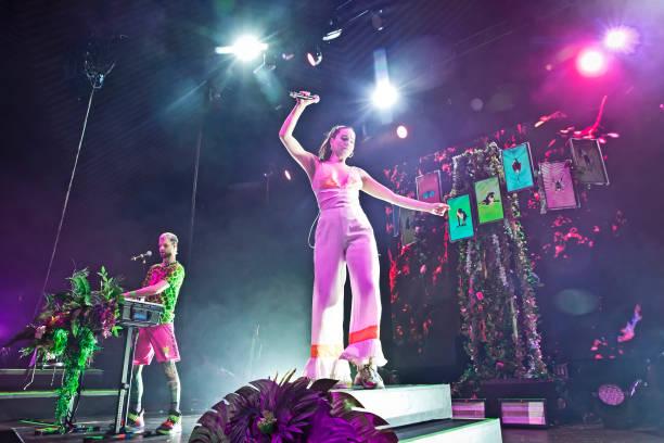 DEU: Sofi Tukker Perform In Berlin