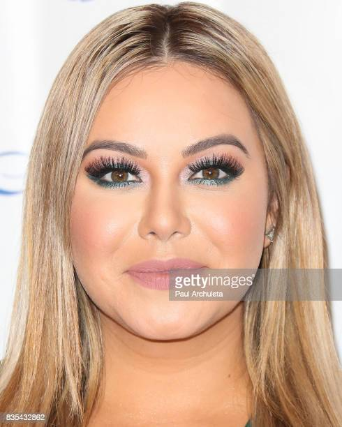 Singer / TV Personality Chiquis Rivera attends the 32nd Annual Imagen Awards at the Beverly Wilshire Four Seasons Hotel on August 18 2017 in Beverly...
