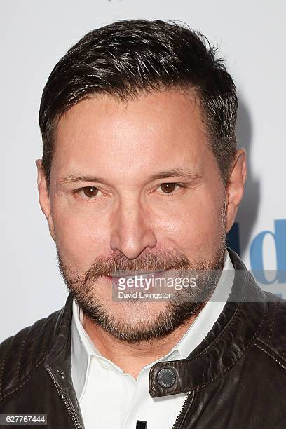 Singer Ty Herndon arrives at the TrevorLIVE Los Angeles 2016 Fundraiser at The Beverly Hilton Hotel on December 4 2016 in Beverly Hills California